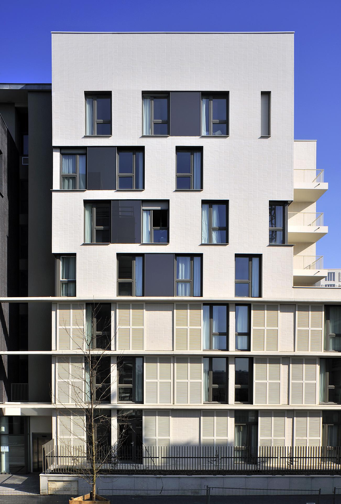 Berthelot - Ilot 1 (Atelier Régis Gachon Architecte)