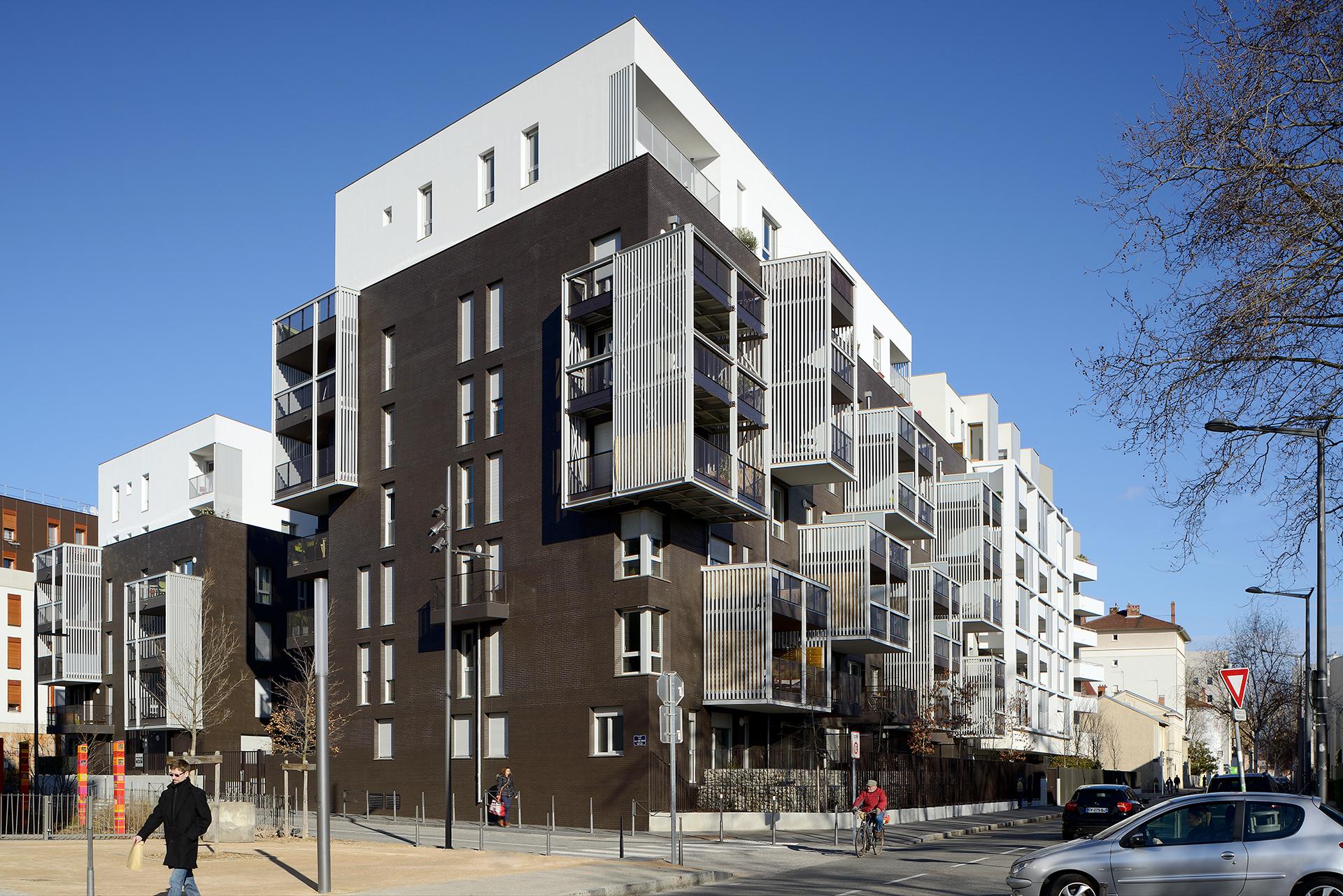 Bon Lait - Ilot A6a (Atelier Régis Gachon Architecte)