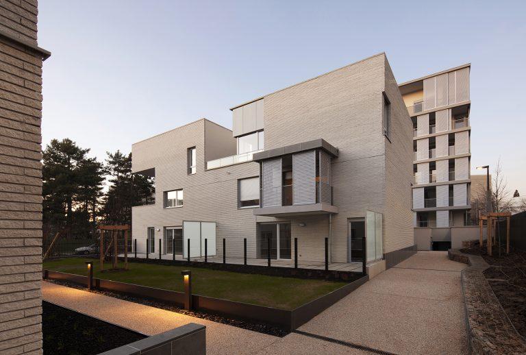 Duchère - Ilot 13 (Atelier Régis Gachon Architecte)