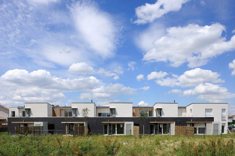 Mions - Ilot N3 (Atelier Régis Gachon Architecte)