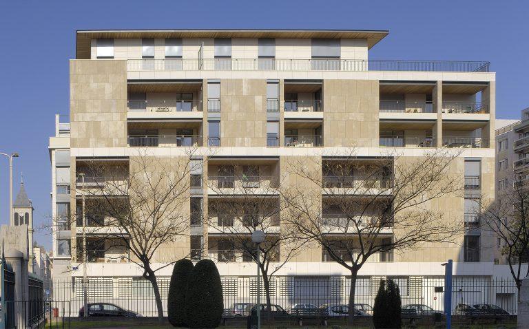 Ozanam (Atelier Régis Gachon Architecte)