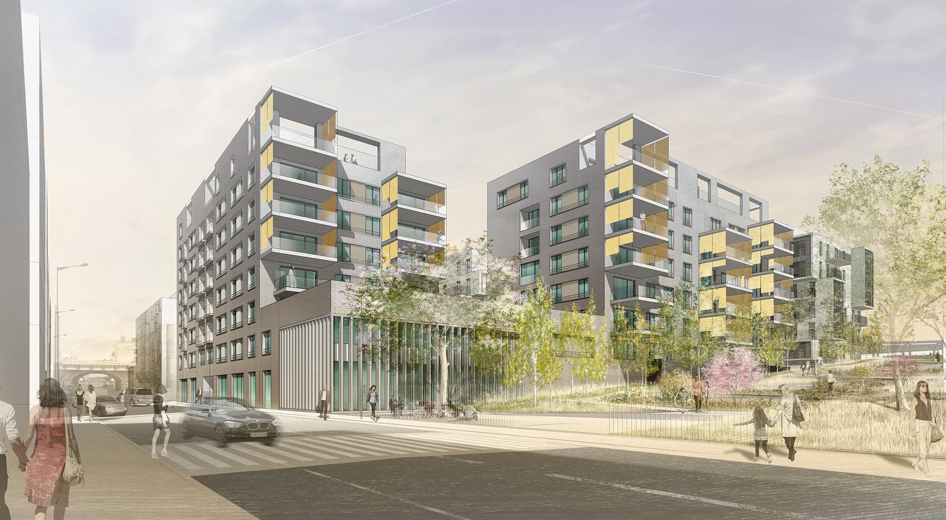 Ilot Dugas-Montbel (Atelier Régis Gachon Architecte)