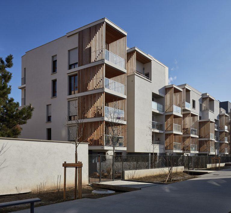 Maisons Neuves - Ilot D1/D2 (Atelier Régis Gachon Architecte)